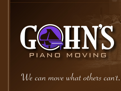 Gohn's Piano Moving